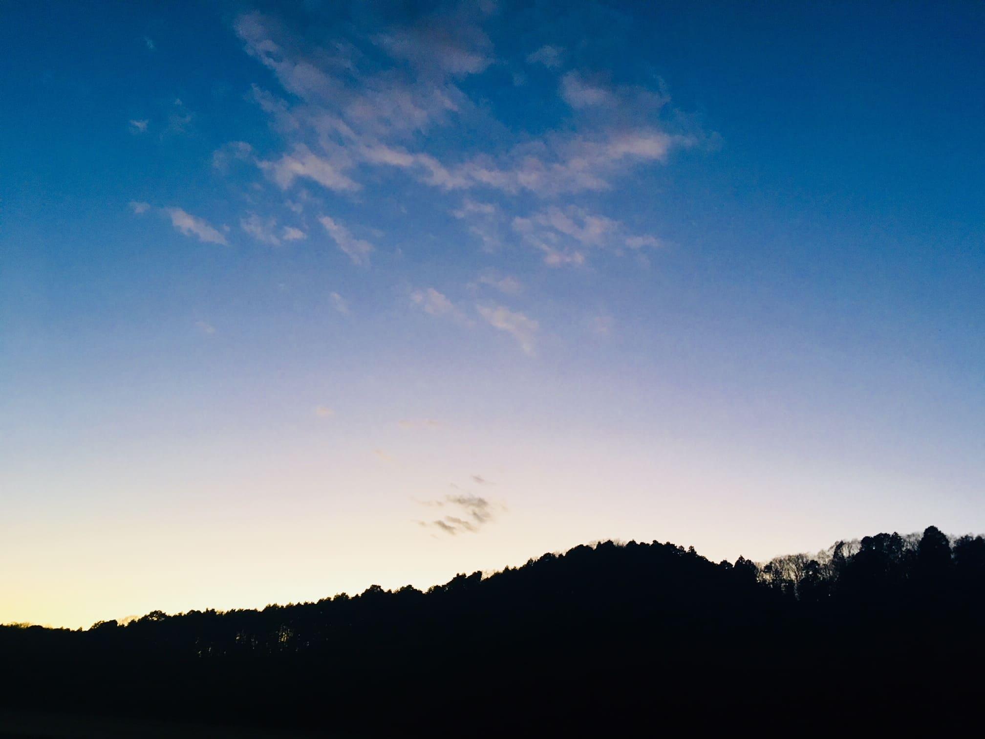 茨城県(田舎)の風景写真