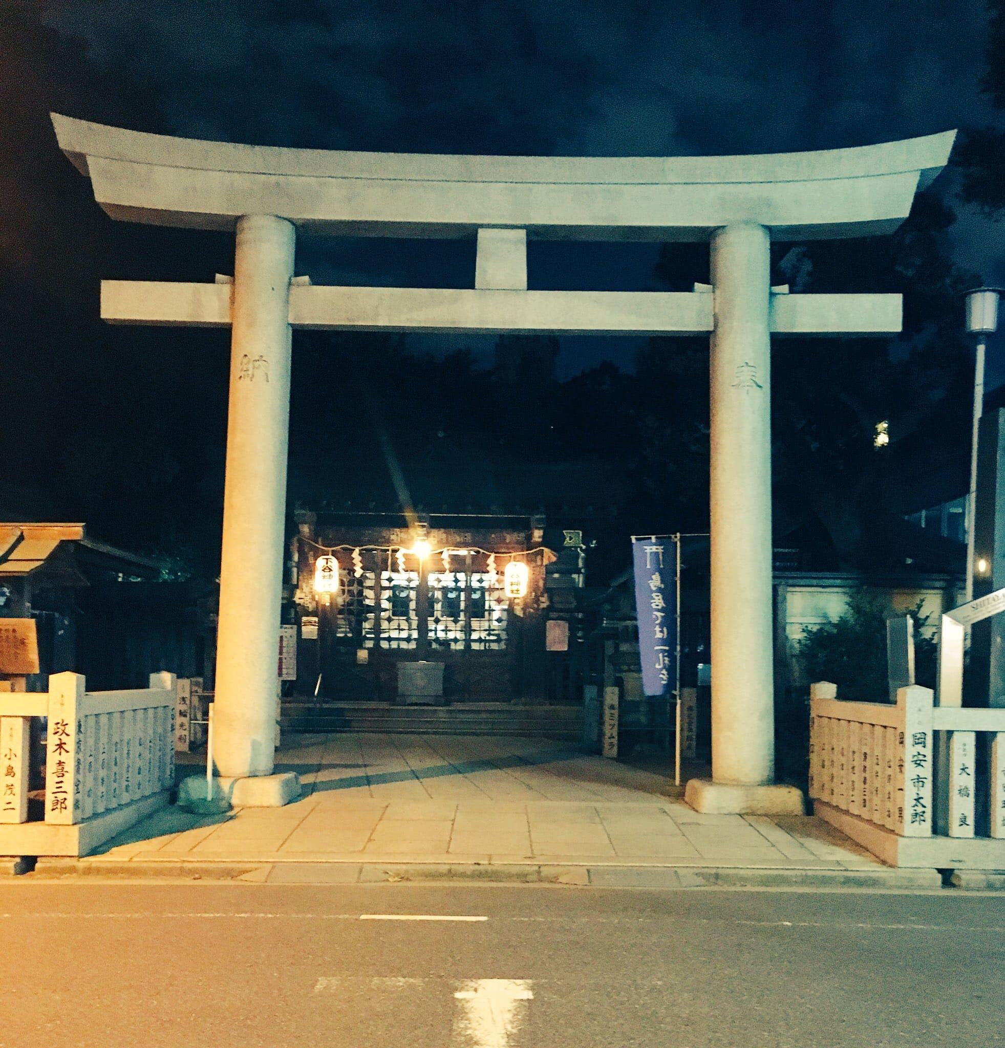上野 下谷神社